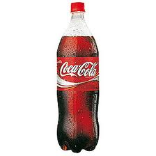 Bebida Gaseosa Coca Cola 1500 cc Light