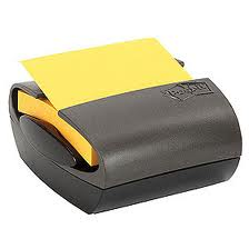 Dispensador p/Nota Post-it Pop Up Negro 330