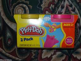 Masa Mini Pack 4 Play Doh 226 gr