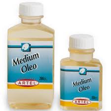 Medium Oleo Artel 80 Cc