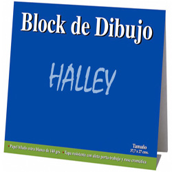 Block Dibujo Georgi Medium 99 1/8 10hj