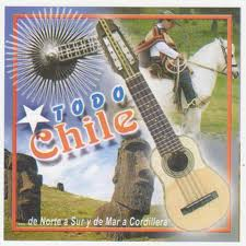 Did�ctico CD Musica Chilena Cuecas