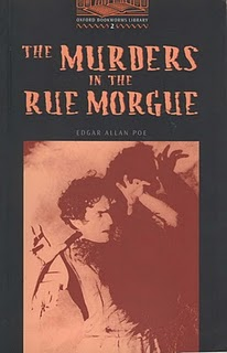 Literatura:  The Murders in the Rue Morgue * Editorial Oxf