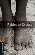 Literatura:  Robinson Crusoe * Editorial Oxford
