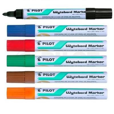 Plumon Pilot Permanente Recarg.Set 8 colores