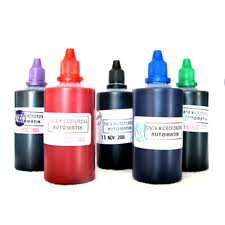 Tinta Microporosa Stephens 10cc Colores