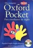 Diccionario Oxford Pocket Esp-Ingles 3�E