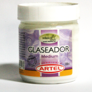 Glaseador Artel Fco.100 ml