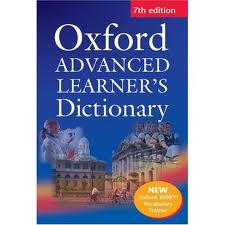 Diccionario Oxford Advanced Learners New 7� Edici�n