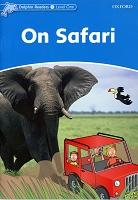 Literatura:  On Safari * Dolphin 1 Ed. Oxford