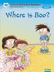 Literatura:  Where s Boo? * Oxford