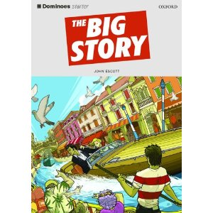Literatura:  The Big Story * Oxford