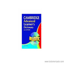 Diccionario Cambridge Learner s With CD