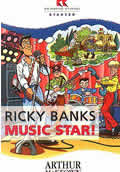 Literatura:  Ricky Banks Music Star* Richmond