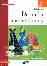 Literatura:  Dracula And His Family * Vicens Vives