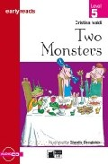 Literatura: Two Monster+CD* Vicens Vives
