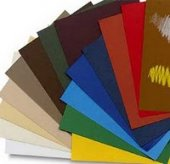 Papel Canson A4 50 hj Colores