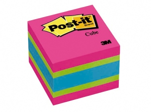 Post-it 3M 2051-FLT Mini Cubo