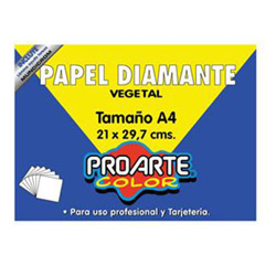 Papel Diamante Formato A3 90/95 50hj