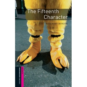 Literatura:  The Fifteenth Character *Oxford