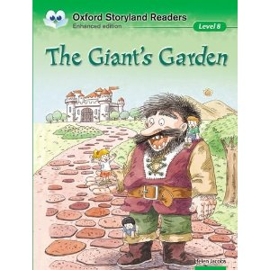 Literatura:  The Giant Garden * Oxford Storyland