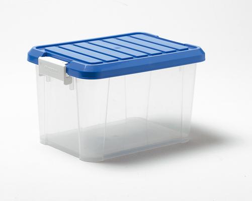Se vino el verano hacete esta conservadora para la pile for Cajas de plastico para guardar ropa