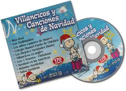 Did�ctico CD Villancicos y Melodias Navide�as