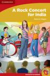 Literatura:  A Rock Concert for India  * Ed. Cambridge