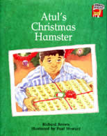 Literatura:  Atul s Christmas Hamster *Cambridge