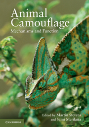 Literatura:  Camouflage * Cambridge